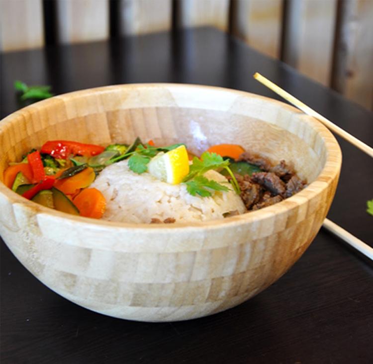 Yumi Wok : nos riz parfumés asiatiques