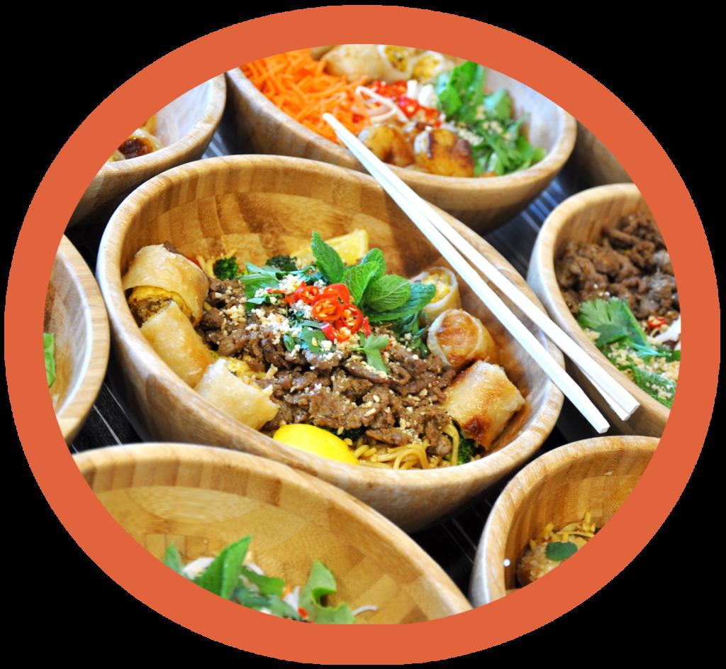 Toutes les saveurs d'Asie sont chez Yumi Wok à Echirolles